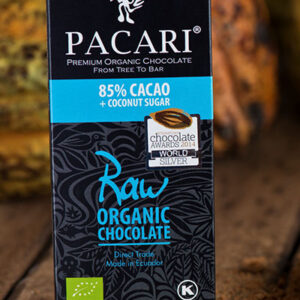 Raw Chocolate 85%